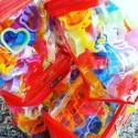 Kit com 100 Forminhas para Massinha