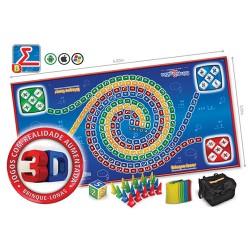 Jogo Brinquemática - Linha Gigante