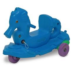 Gangorra - Cavalo Marinho Baby 2 Em 1
