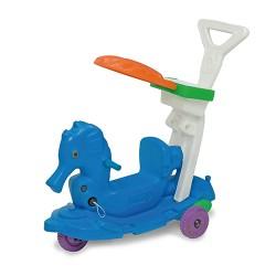 Gangorra - Cavalo Marinho Baby 3 Em 1