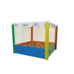 Piscina Competition - 2,0m X 2,0m