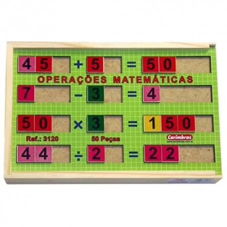 Operações Matemáticas de Madeira