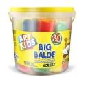 Big Balde Com 30 Massinhas Soft