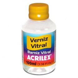 Verniz Vitral Acrilex 100 ml