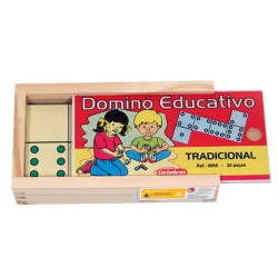 Dominó Educativo Tradicional de Madeira