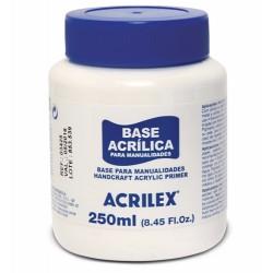 Base Acrilica para Artesanato Acrilex 250 ml